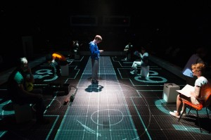 Stage Design Curious Incident Foto: Manuel Harlan