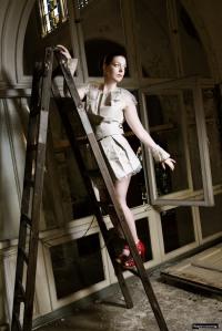 Trash Couture Designer: Martha Kitzbichler Foto: Patrick Altenstrasser