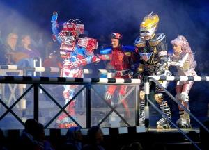 Greaseball und Elektra mit Pearl und Caboose Foto: Mehr! Entertainment GmbH