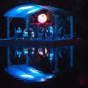 Die schwimmende Bühne Foto: Kunstsammlung NRW