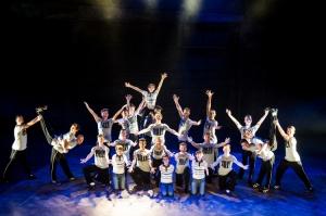 Billy Elliot Mash Up! Foto: Adam Sorenson