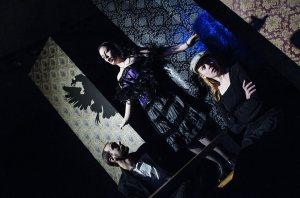 Elisabeth Mader, Tanja Emmerich und Marc-Oliver Teschke Foto: Martha Kitzbichler