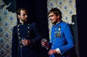 Finn-Niklas Reimers und Marc-Oliver Teschke Foto: Martha Kitzbichler