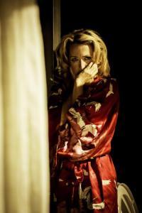 Gillian Anderson als Blanche DuBois Foto: Johan Persson