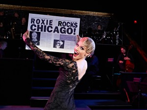 Carien Keizer rockt nicht nur Chicago! Foto: Stage Entertainment