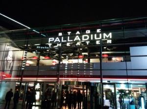 Stage Palladium Stuttgart