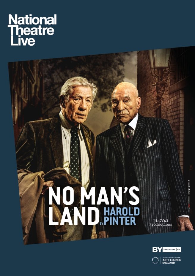NT Live No Man's Land Portrait Listings Image International